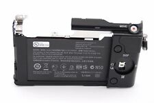 SONY ALPHA NEX-3N REAR BACK COVER REPLACEMENT REPAIR PART BLACK