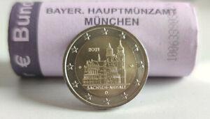 2 Euros Alemania 2021 Catedral de Magdeburgo. Envío YA