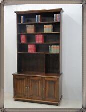 2536-Bücherkasten-Kolonialstil Bücherkasten-Kasten-Bücherschrank-Kolonialstil-