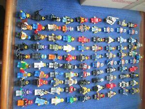 Lego Minifigures Bulk Lot X 92