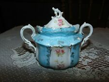 Early Unsigned R S Prussia Small Sugar Bowl