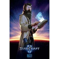 Blizzcon 2019 StarCraft Egon Stetmann Poster Print Art 27x40 Blizzard SC1 SC2