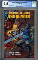 Darkseid vs. Galactus The Hunger #nn CGC 9.8 SILVER SURFER & ORION App DC Comics