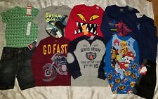 HUGE 10 Pc Lot of BOYS CLOTHES Mostly Fall / Winter Sz 4T 4 ~ ALL NEW NWT'S