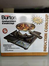 Max Burton 6000 Induction Cooktop 1800 watts Countertop Burner digital hot plate