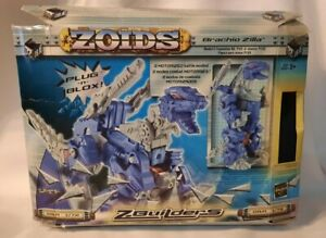 Zoids Z-Builders  Brachio Zilla - NEW Box Damage