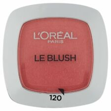 L'Oreal Loreal Paris True Match Blush 120 Sandalwood Pink Blusher Mirror Brush