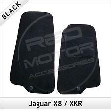 Jaguar XK8 XKR 1996 ... 2004 2005 2006 2-eyelets Tailored Fitted Carpet Car Mats