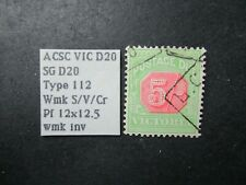 ESTATE: Victoria Stamps Used - Free Postage (M374)