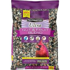 New listing Wild Bird Seed Feed Food Pennington Ultra Fruit and Nut Blend Quality 12 Lb Bag