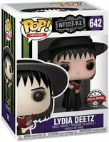 Funko Pop Vinyl Figure * BEETLEJUICE Lydia Deetz * NEW 642