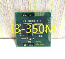 Intel Core i3-350M (SLBPK) 2.26 GHz / 3M / 2 Core Notebook Processor