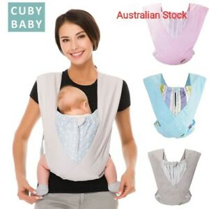 Baby Carrier / Kangaroo Sling / Natural Cotton / Backpack Carrier / Ergonomic
