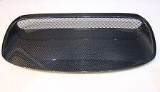 Carbon fiber bonnet hood air scoop fit Subaru Impreza WRX STi GRB GRF Hatchback