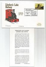 LLANBERIS LAKE RAILWAY DOLBADARN BUILT 1922 1972