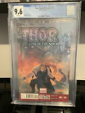 Thor God of Thunder #2 CGC 9.6 1st Gorr Necrosword Thor Love & Thunder