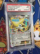 Pokemon PSA 9 MINT Plasma Blast Jirachi EX Ultra Rare Card 60/101