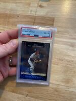 Mickey Mantle PSA 8 NM 2007 Topps #7 New York Yankees Collector Card GORGEOUS
