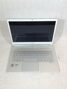 "Acer Aspire S7 13.3"" Laptop Intel Core i7 4th Gen 8GB - NO BOOT - RV"