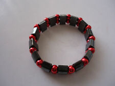 3 X Fashion Healing Hematite Bracelet for Arthritis & Blood Pressure(BR19)