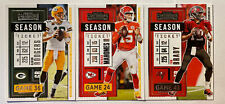 2020 Panini Contenders Football Base Cards Set Lot- #1-100 You Pick- Discounts!