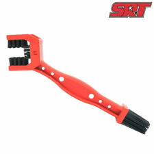 SRT Chain Cleaning Brush Tool Cleans Chains Sprockets MX/ATV/Motorcycle/Bike