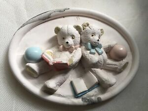 Childs Room Wall Deco Bears New