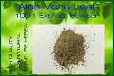 High Quality!! Aloe Vera Leaf Extract 100:1 Powder / Skin Care