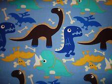 FQ Brillanti Funky Carino Dinosauri Ossa in Tessuto per Bambini Ragazzi T REX