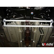 For Toyota Vios / Yaris / Prius C Ultra Racing 4 Points Brace Front Lower Bar