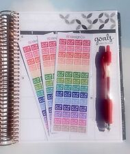 56 Email Mail Planner Stickers for Erin Condren & Other Planners (#126)