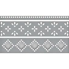 Spellbinders Designer Series Die ~ GRACEFUL EYELETS ~ S4-706 ~Amazing Paper