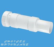 "McAlpine flexcon 5 Universal Conector de residuos flexible 32MM (1 1/4"")"