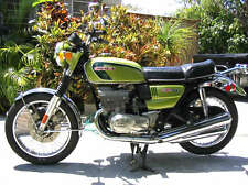 SUZUKI GT550 GT550K RESTORATION DECAL SET 1973 GREEN