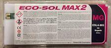 ROLAND Eco-Sol MAX2 ESL4-MG VersaCamm VS-300i VS-540i VS-640i XF-640 XR-640 INK