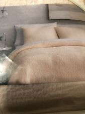 Project- 62 Nate Berkus Micro Texture King Duvet Set Blush Pink NIP