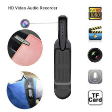 Full 1080P HD Video Audio Recorder With Clip T189 Camera Recording For Meetings