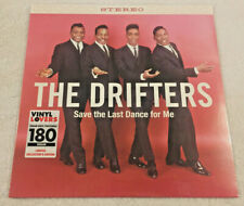 Save the Last Dance for Me [Bonus Tracks] by The Drifters (US) (Vinyl, Oct-2016, Vinyl Lovers)