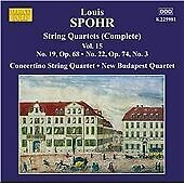 Louis Spohr - Spohr: Complete String Quartets, Vol. 15 (2012)