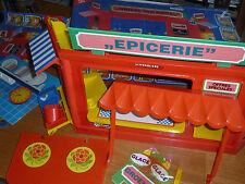 vintage ANCIEN jouet epicerie WINKEL van SINKEL kohler OLD GAME kiosque KAUWGOM