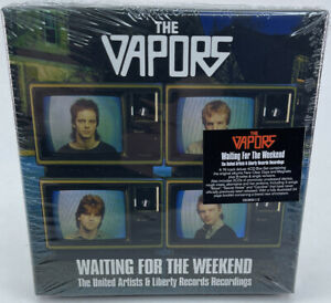 The Vapors - Waiting For The Weekend - The United Artists &... - New & Sealed CD