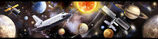 RoomMates Bordüre Planeten Weltall Weltraum Tapeten Borte Kinderzimmer ablösbar