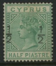CYPRUS, MINT, #18, NG, NICE CENTERING