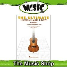 New The Ultimate Ukulele Scale Chart - Scale Book