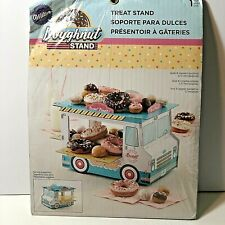 Wilton Treat Stand Doughnut Truck Stand Sweet Display Party decoration New