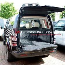 Land Rover Discovery 4 matelassé imperméable TAPIS DE SOL COFFRE 2009-16 214