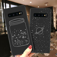 For Samsung Galaxy S10 Plus S10e Fashion Space Planet Silicone Case Phone Cover