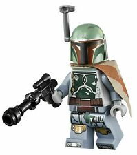 Lego Boba Fett 75137 75243 Bounty Hunter with Blaster Star Wars Minifigure