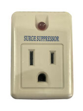 Surge Protector Single Outlet with Power Suppressor 270 Joules Powtech PT-7834AA