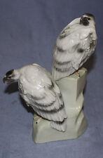 Geier figur Vogelfigur porzellanfigur vogel figurine Galluba Hoffmann 1905